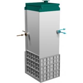 Юнилос Астра 6 Миди (Автономная канализация- септик)