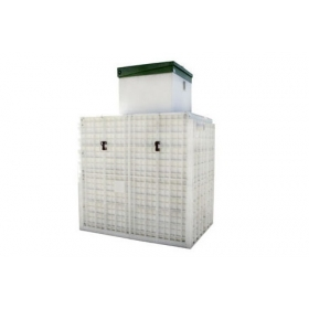 Топас 30 Long Пр (Автономная канализация- септик Топаз, ТОПОЛ-ЭКО)