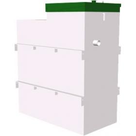 Топас 12 ПР (Автономная канализация- септик Топаз, ТОПОЛ-ЭКО)