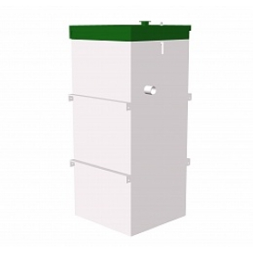 Топас С 4 (Автономная канализация- септик Топаз, ТОПОЛ-ЭКО)