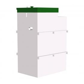 Топас С 8 Long (Автономная канализация- септик Топаз, ТОПОЛ-ЭКО)